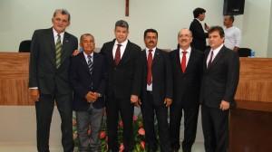 Posse Antonio de Figueiredo Barbosa Junior - Presidente CMP 2015-2016 - Foto Fernando VinÃ-cius (6)