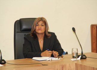Vereadora Raquel Tavares